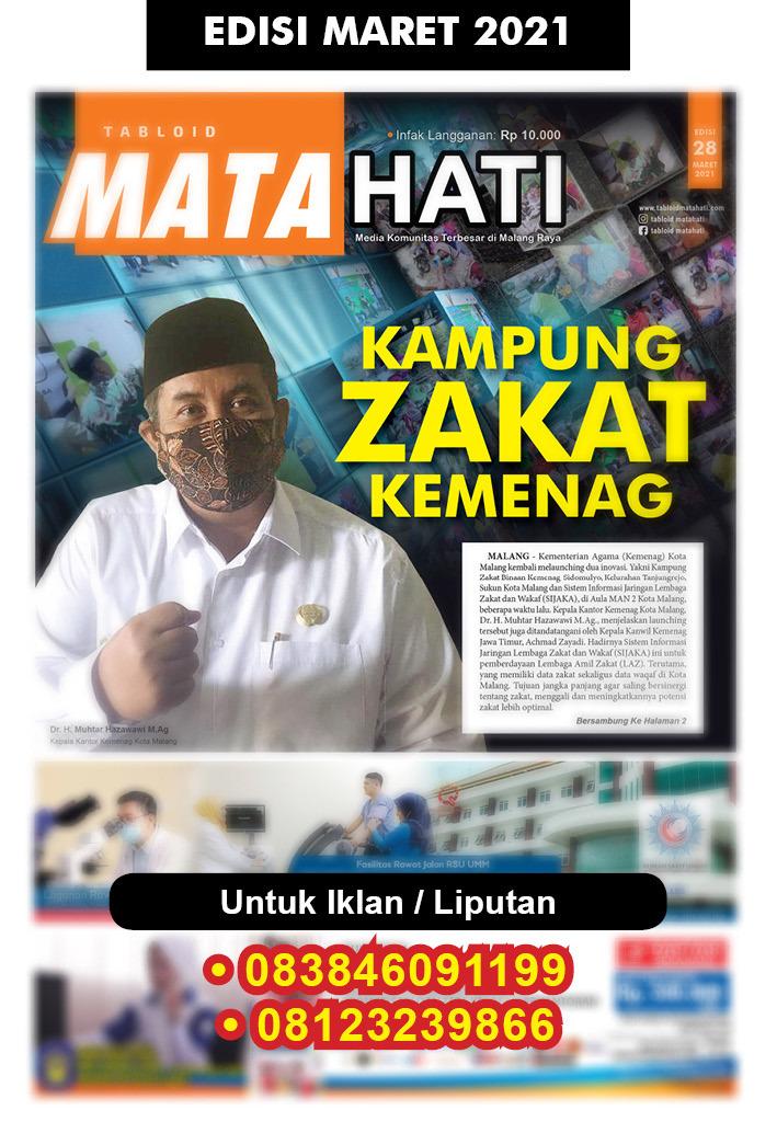 Edisi 28 - Maret 2021
